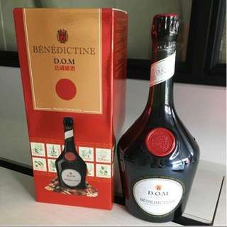BENEDICTINE D.O.M 1L