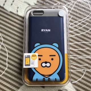 KAKAO family Ryan iphone 6 / 6s plus case