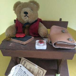 Vintage Hermann Original Teddy Bear
