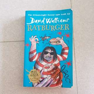 Ratburger- David Williams
