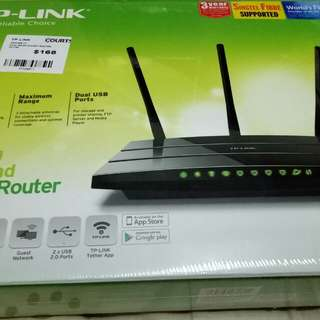 TP Link Router AC1750