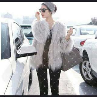 Brand new small gorgeous fur jacket