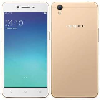 Oppo A37 16GB (Gold) | Brand New | Cash On Delivery