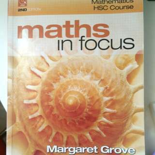 Maths in Focus HSC