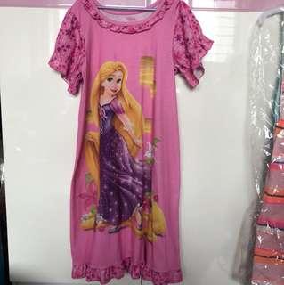 Disney Rapunzel pyjamas