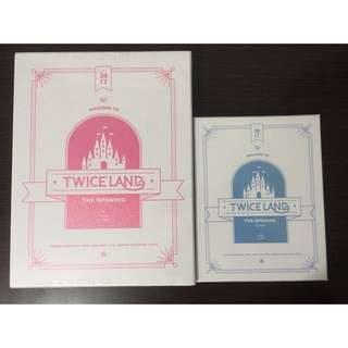 Twice Twiceland DVD&Bluray