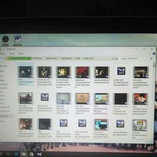Flashdisk 8 Gb + Software + 300 Lagu karaoke + Tutorial