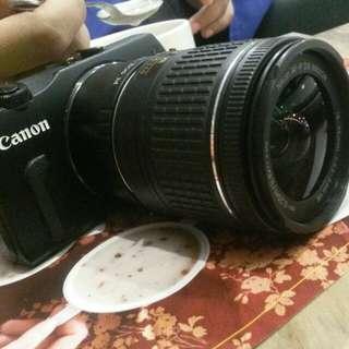 Canon eos m..adaptor nikon lens