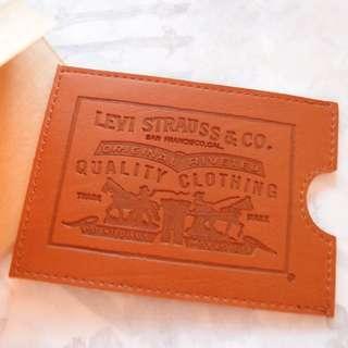 Levis Card Holder