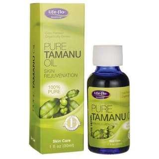 Life flo tamanu oil (Instock)