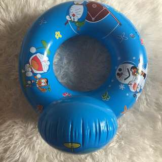 PL! Ban Berenang Doraemon