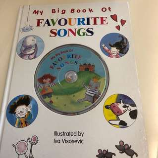 My big book of favourite songs
