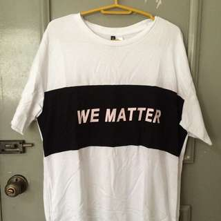 H&M T-Shirt Dress (Plus Size)
