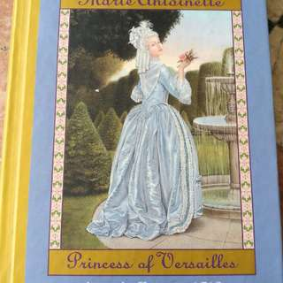 Marie Antoinette: Princess of Versailles (The Royal Diaries #4)