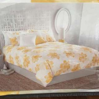 Bouclair Lessie QB quilt cover set