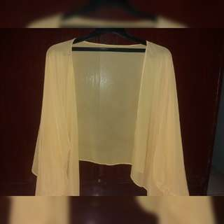 Preloved outer batwing