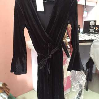 H&M Dress gown