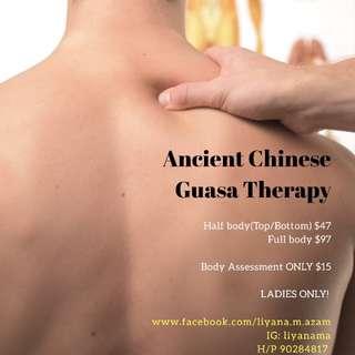Guasa Massage Therapy