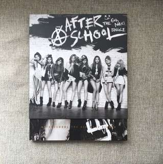 AFTER SCHOOL The 6th Maxi Single 二手 CD