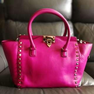 Red Valentino leather handbag 真皮手袋