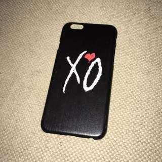 The Weeknd XO iPhone 6/6S Phone Case