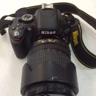 Nikon D5100 lens 18-105mm(upgrade)