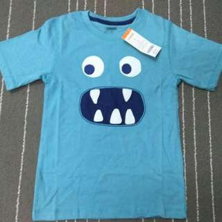 Gymboree T-shirt, 4T (brand new with tag)