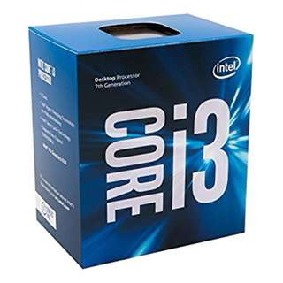 Intel® Core™ i3-7100 Processor (NEW)