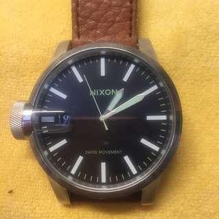 大50mm Nixon左手錶啲