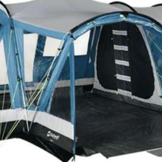 Outwell 4 man tent. Quality. Camping