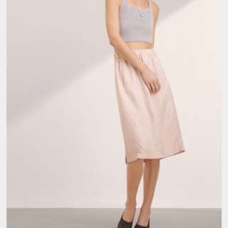 Aritzia Wilfred Roanne Skirt