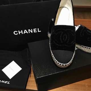 Chanel漁夫鞋