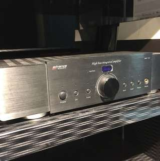 Advance Acoustics Stereo Integrated Amplifier MAP-101