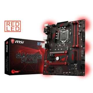 MSI Z370 Gaming Plus (NEW)