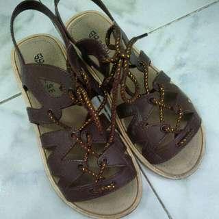 gladiator plastic sandals