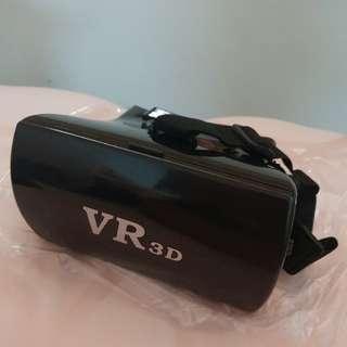 Virtual Reality Glasses 3D
