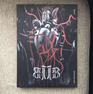 BTOB Thriller 連星材小卡 二手 CD