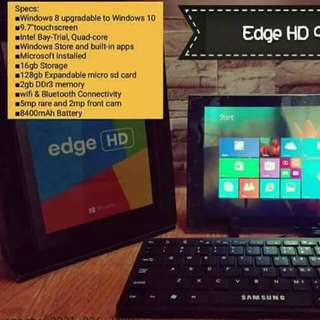 Lenovo Edge HD 9.7 Inches