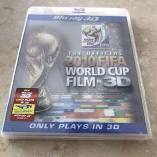 Blu-ray 3D 2010 FIFA World Cup film
