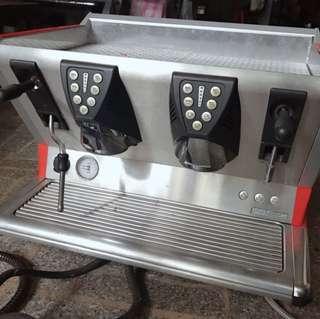 Sm義式半自動咖啡機(營業用)