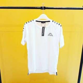 Kappa / Kaos / Tshirt / Original 100%