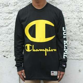 Champions x supreme longsleeve