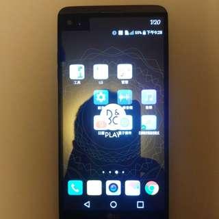 LG V20黑色單咭全套