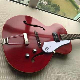 Epiphone 1966 Century Archtop Guitar