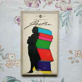Great Writings of Goethe