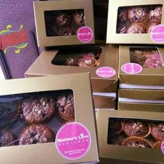 Mother's Love Banana Cupcakes