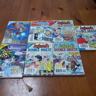 Archie double digest Comics collection