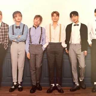 JBJ 1st Concert 全員Poster