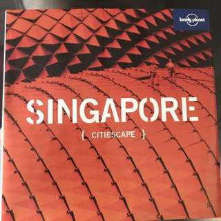 Lonely planet: Singapore Citiescape