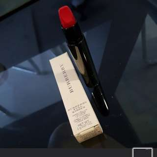 Burberry Lipsstick # 553 (Military Red)